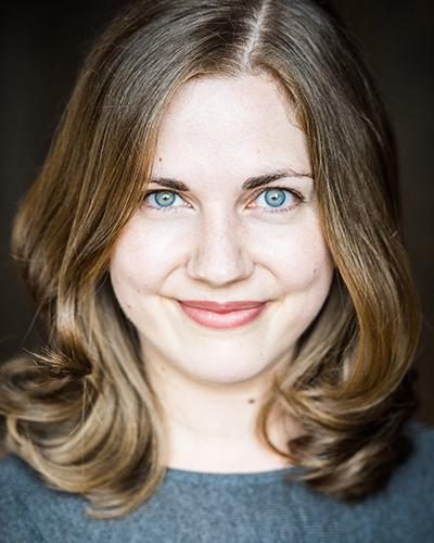 Liliane Gougeon-Moisan, diplômée du programme d'Écriture dramatique de l'ÉNT