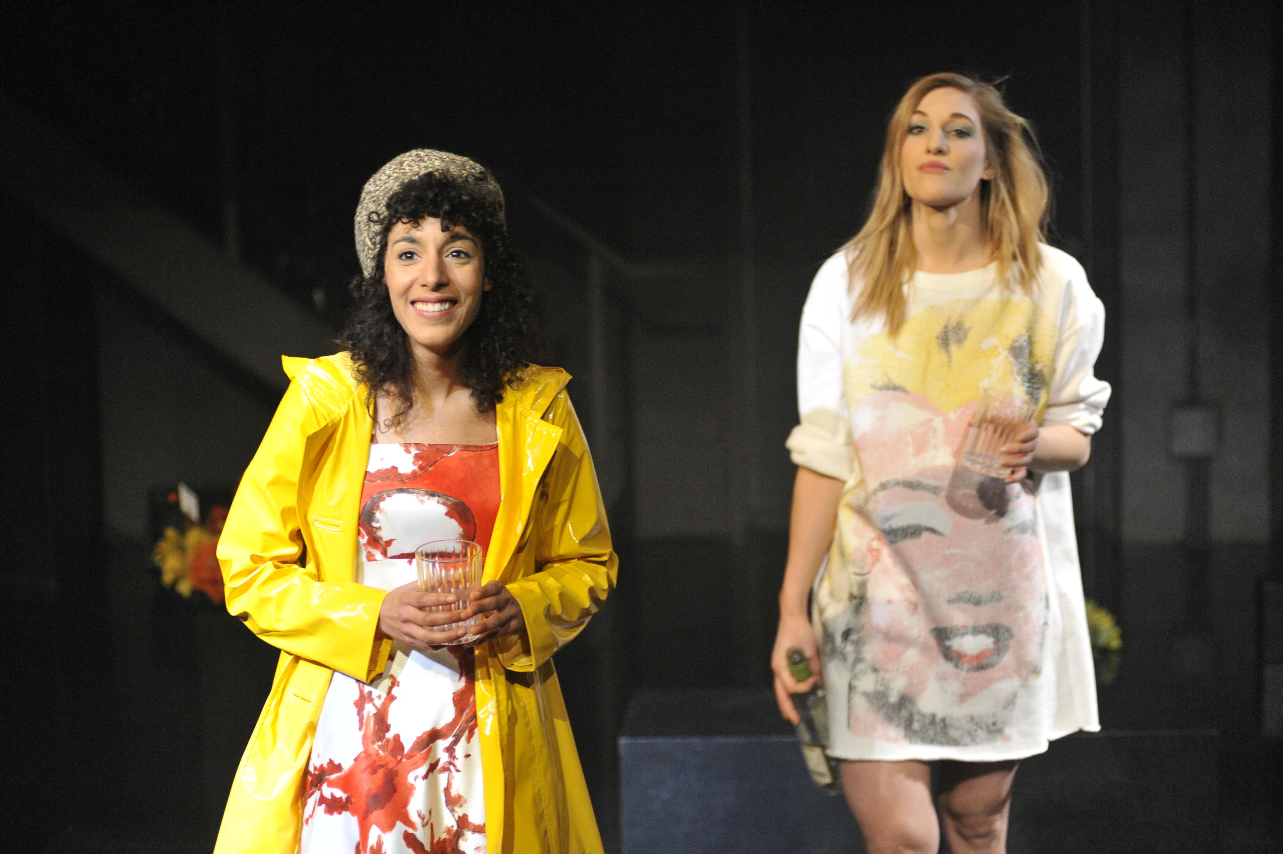 Mellissa Larivière avec Mylène McKay dans Plus que Toi Alt
